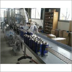 Online Aerosol Filling Machines
