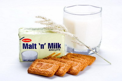 Milk Biscuits