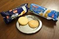 Milk Shortcake