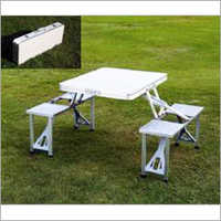Aluminium Portable Table