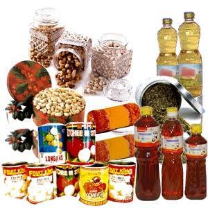 Indian Food Stuff