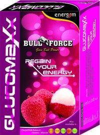 Litchi Flavoured Powder Energy Drink