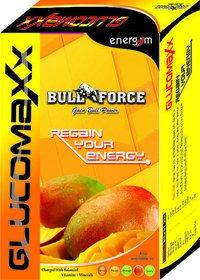 Mango Flavoured Powder Energy Drink