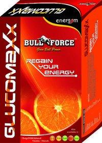 Orange Flavoured Powder Energy Drink