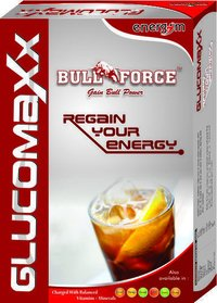 Ice Tea Powder Energy Drink