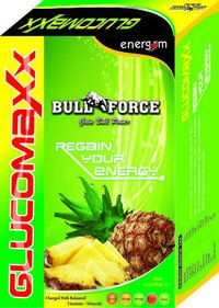 Pineapple Flavored Powder Energy Drink