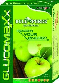 Green Apple Flavored Powder Energy Drink