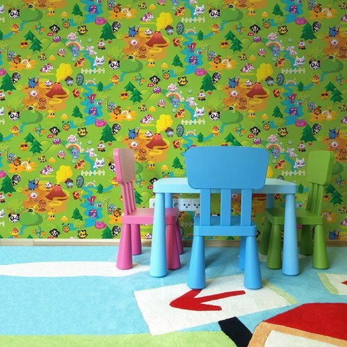 Multicolour Wallpapers For Kids