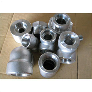 Smo 254 Forged Fittings