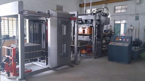 Egg Laying Paver Block Making Machine