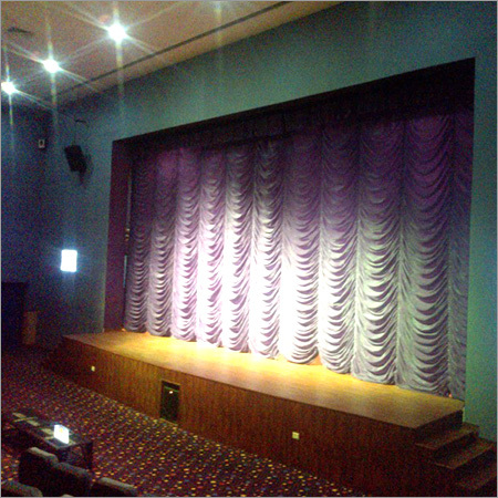 Motorized Theater Curtains