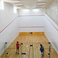 Squash Court Flooring Services
