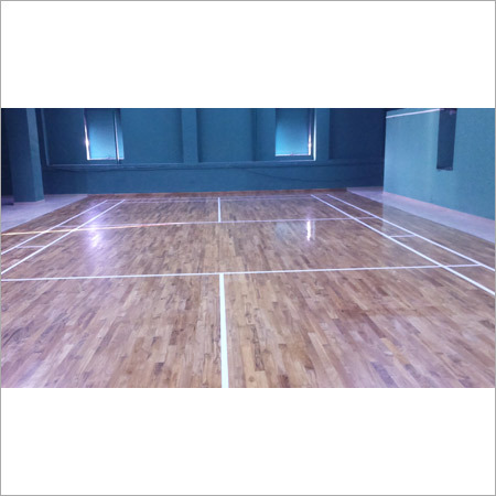 Shuttle Court Flooring Services
