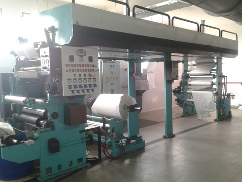 Wet Lamination Machine
