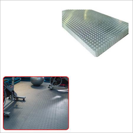 Flooring Mild Steel Chequered Plates