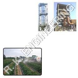 Spray Dryer for Pesticide Industries