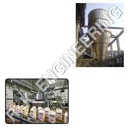 Spray Dryer for Milk Product
