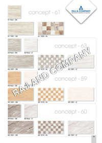 Ceramic Light Wall Tiles
