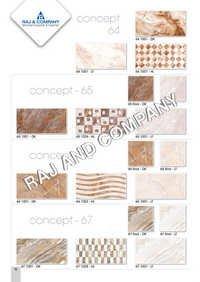 Ceramic Highlighter Wall Tiles