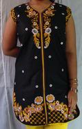 Faimu Full Body Embroidery Kurti