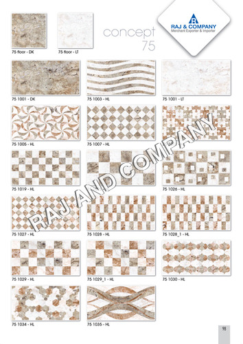 Ceramic Color Wall Tiles