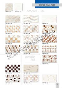Ceramic Full Glazed Wall Tiles