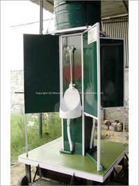 4 Seater Portable Urinals