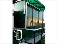 6 Seater Mobile Toilet