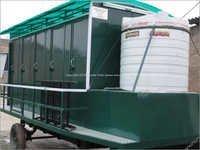 FRP Toilet Van
