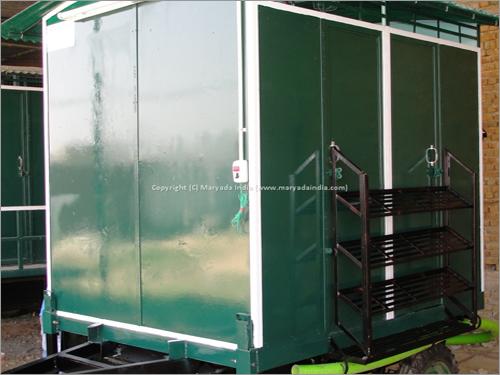 Luxury Portable Bathroom Cabin