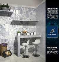 8x8 Ceramic Wall Tiles