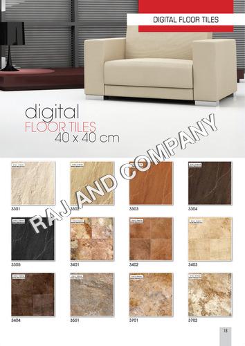 40X40 Floor Tiles Certifications: Ce & Nsic