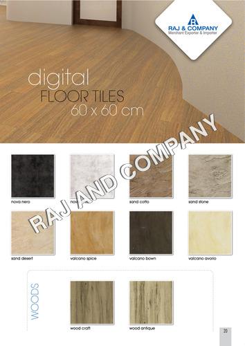 60X60 Floor Tiles Certifications: Ce & Nsic