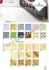 Vitrified Floor Tile