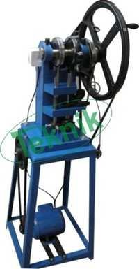 Tablet Making Machine Electrically Operated