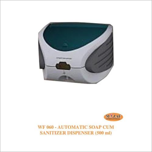 500ml Automatic Soap Cum Hand Sanitizer Dispenser