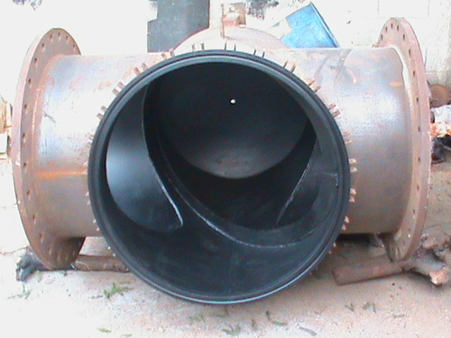 Pipe Rubber Lining