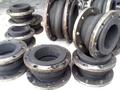 Rubber Bellow metal flanges