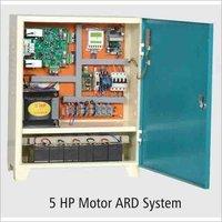 5 HP Motor ARD System