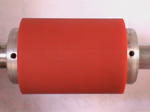 Silicon Rubber Lining