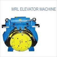 MRL Elevator Machine