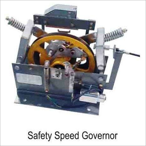 Safety Speed Governor