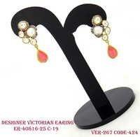 Victorian Earring