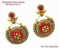 Antique Kundan Earringdesigned by