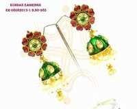 Kundan Jewellery Earring