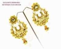 Exclusive Kundan Chand Bali