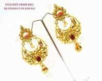 Exclusive Kundan Earrings