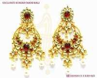 Wedding Kundan Earring