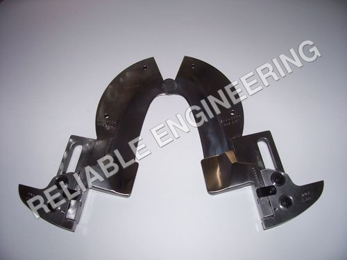 Toe Lasting Machine Ball Wiper