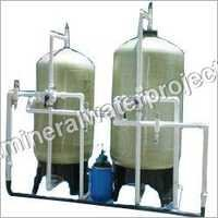 Sand Water Filter